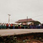 SMA N 1 Talang Ubi Menjadi Tuan Rumah Pelaksanaan Seleksi Paskibraka 2018