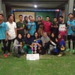 Tim Futsal SMANSA Membawa Pulang 3 Thropy dan 2 Penghargaan
