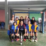 Tim Futsal Putri SMANSA Menjuarai Fun Game Futsal