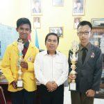 Siswa SMA N 1 Talang Ubi Berhasil Merebut Piala Ketua Umum KONI Ke II Tahun 2018