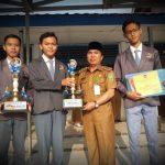 SMANSA Menyumbang 2 Piala Tingkat Provinsi untuk Kabupaten PALI