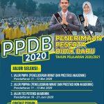 TWIBBON PPDB 2020