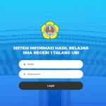 Pembagian Rapor Online SMAN 1 Talang Ubi, Kab. PALI