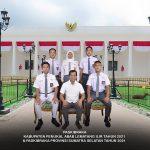 5 Siswa SMANSA akan Bertugas Menjadi Pasukan Pengibar Bendera Tingkat Provinsi & Kabupaten
