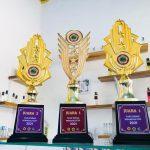 "Siswa SMANSA Borong 3 Piala ""HIMAPALI UNSRI CUP"""