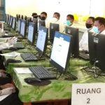 SMAN 1 Talang Ubi Menjadi Salah Satu Tempat Penyelenggaraan Seleksi Pegawai Pemerintah dengan Perjanjian Kontrak (PPPK) untuk Guru di Kabupaten PALI